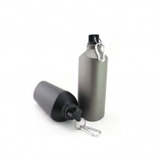 BPA Free Aluminium Twist Bottle with Carabiner