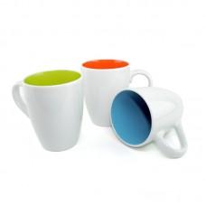 Dual Colour Ceramic Mug (310ml)