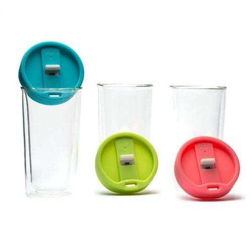 Double Wall Glass Tumbler