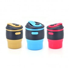 BPA FREE COLLAPSIBLE CUP
