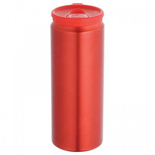 Pop 17-oz. Aluminium Can (Red)