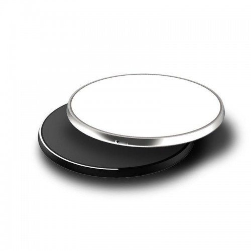 10W METALLIC CASING FAST WIRELESS CHARGER