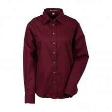Twill Shirt with Stain Release