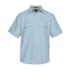 Twill Short Sleeve Dress Shirt