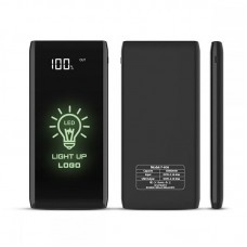LUMINOUS LIGHT UP POWERBANK