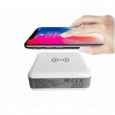 3 in 1 Super Charger with 6700mah Power Bank
