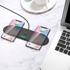 3 in 1 wireless charger for all Qi Phones & iwatch