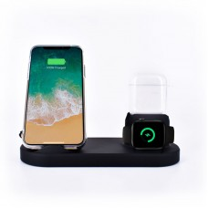3 in 1 Wireless Charger Dock Station