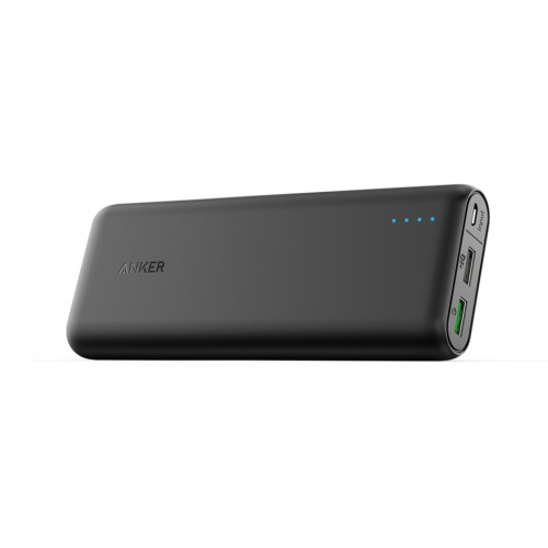 Anker Powercore 20000 With Qc 3.0 Black & Type C Input