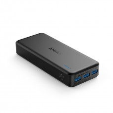 ANKER POWERCORE II 20000MAH POWERBANK WITH 3 USB PORT 3A PER PORT