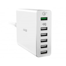 Anker PowerPort+ 6 Ports 60W With Quick Charge 3.0