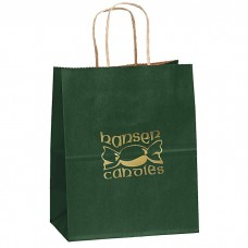 Customize Matte Shopping Paper Bag