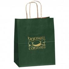 Customize Matte Shopping Paper Bag