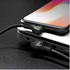 Newest For game playing curved charging interface USB cable