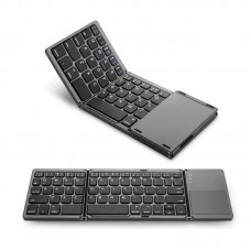 Portable Mini Wireless Fordable Keyboard