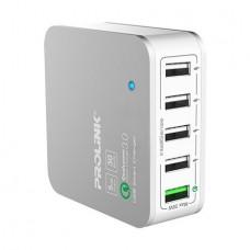 PROLiNK Desktop Charger 5-port/30W
