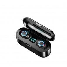 Powerbank With Wireless Earphone