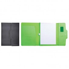 Muse A4 Seminar Folder w Notepad