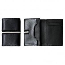 West Side Leather Name Card Holder