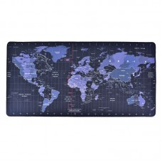 World Map Non Slip Mousepad