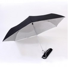 Auto open & close 3 fold umbrella (Black)