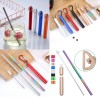 Portable Stainless Telescopic Straw