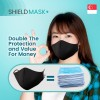 ShieldMask+ Face Mask for Kids & Adults
