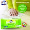 WOW Anti-Bacterial Wet Wipes