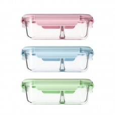 Heat-resistant Glass Lunch Box
