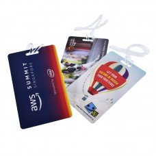 PVC Card Luggage Tag