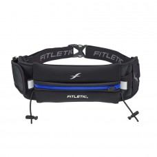 Fitletic Neoprene Sport Belt With Additional Side Pocket & Gel Holders