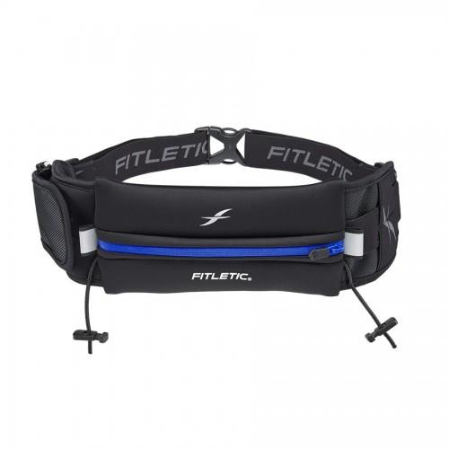 Fitletic Neoprene Sport Belt With Additional Side Pocket & Gel Holders