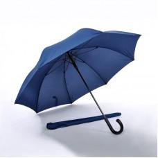 Premium and Sleek Extra Long Umbrella (Navy Blue)