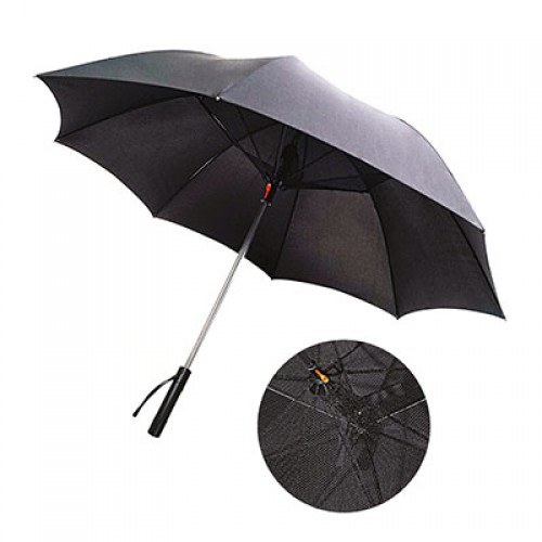 CAMACHO UMBRELLA WITH FAN AND POWERBANK
