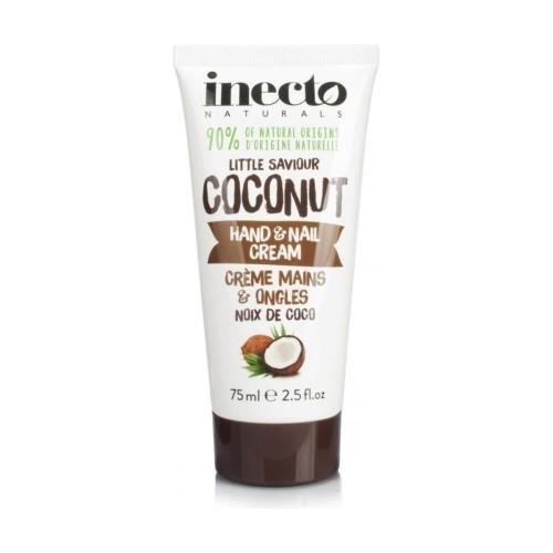Inecto Natural Coconut Hand and Nail Cream 75ml