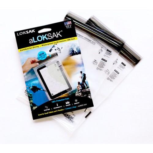 """Loksak Water Proof Bag-6''x 9"""""""