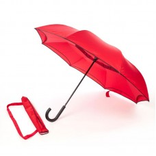 Reverse umbrella. Unique yet functional (Red)-HKUF500PW-RED
