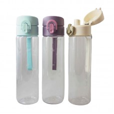 Tritan Bottle with Silicone Strap - 400ml