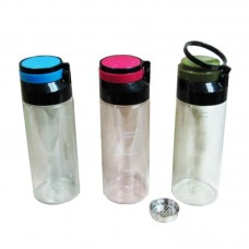 PC Bottle with Strainer - 500ml