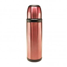 Stainless Steel Double Wall Vacuum Flask - 500ml