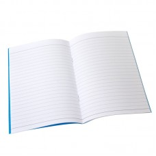 A5 Size Exercise Notebook, Blue (PP)