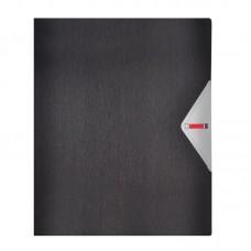 Metallic Brush A4 Notepad (PP)