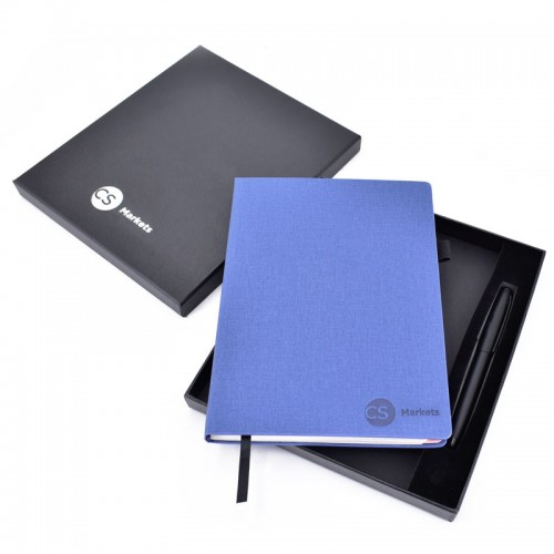 Notebook Dividers Tab Set with Pen