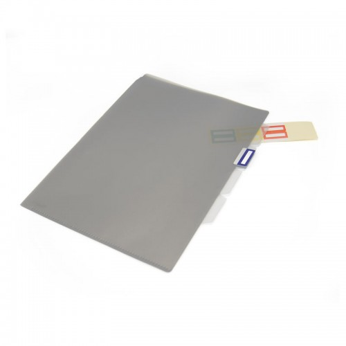 3 Layers L-shape Folder