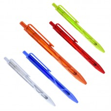 Flash Plastic Ball Pen
