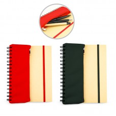 Jonzelle Notebook with Pouch