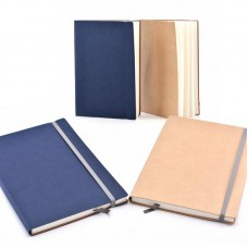 Thin Leather Cover Surface Notebook