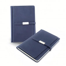 PU Notebook with Magnetic Closure