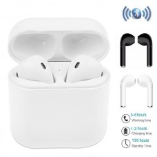 Twins Wireless Earbuds with Charging Case