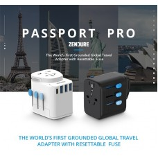 Zendure Passport Pro Travel Adapter